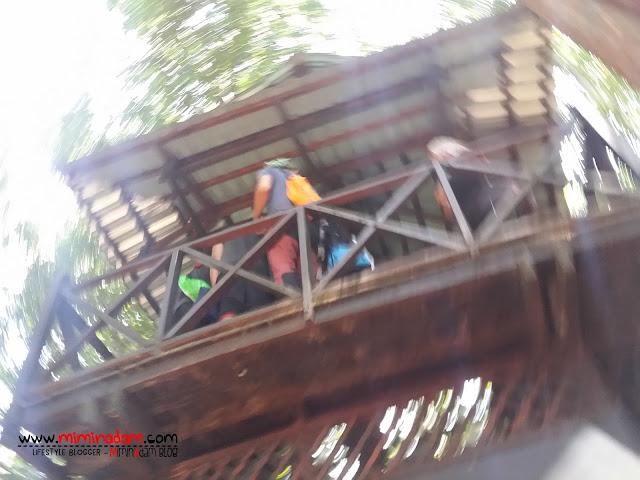 Canopy Walkway Kuala Tahan