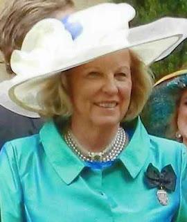 Princess Marie Louise Marina Franziska of Prussia