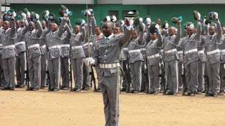 Ongoing Nigeria Custom Service Recruitment