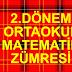 2.dönem ortaokul matematik zümresi