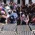 Ramírez Marín lleva apoyos al sur de Yucatán