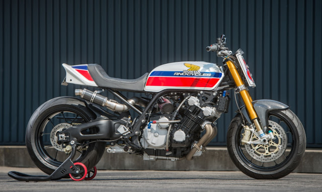 Honda CBX1000 1979 By Rno Cycles Hell Kustom