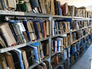 Ψηφιοποίηση του αρχείου οικοδομικών αδειών του Δήμου Θέρμης