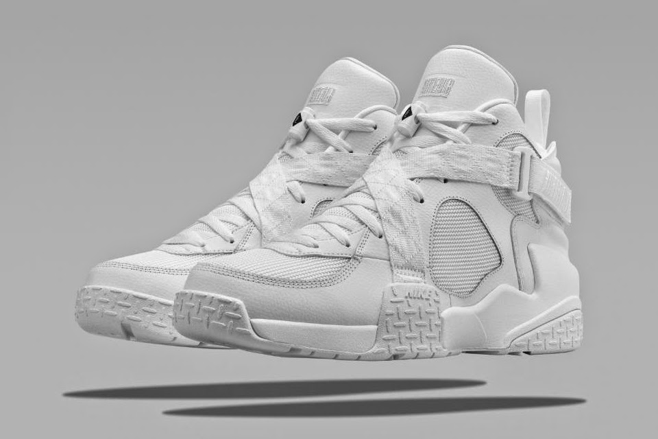 35c3ea516f5 Nike has officially revealed some stateside release info for the highly  anticipated collaboration. Featuring a leather and textile upper