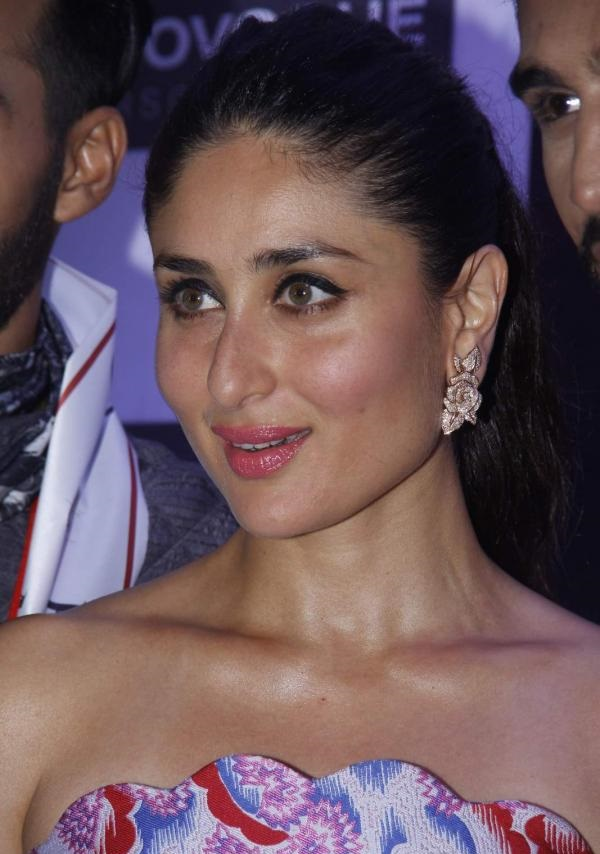 Kareena Kapoor Face Closeup Photos