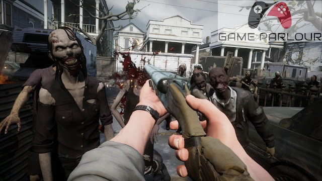 The Walking Dead Saints and Sinners Gameplay