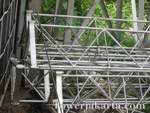 Pabrikasi Tower triangle3