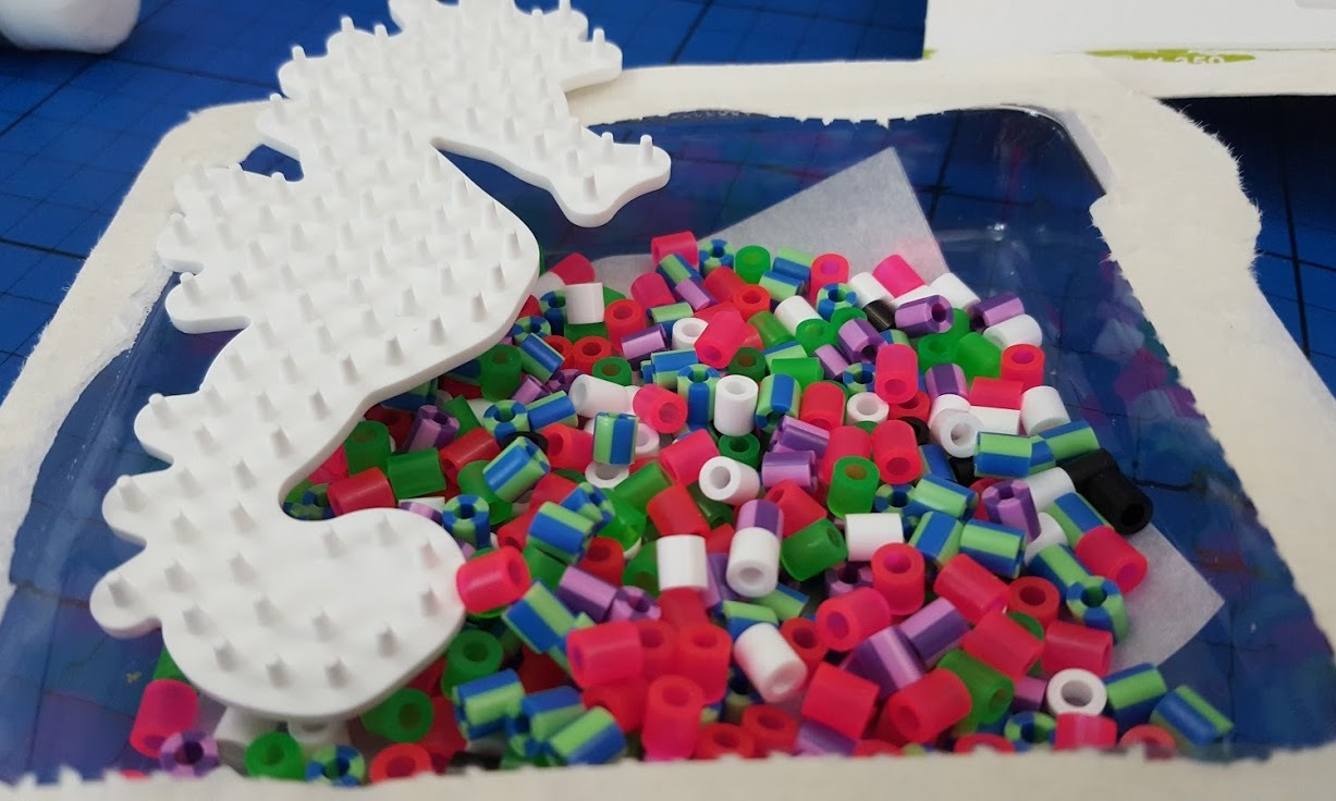 The Brick Castle Striped Hama Beads Review And Bundle Giveaway