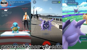 game pokemon go cho android