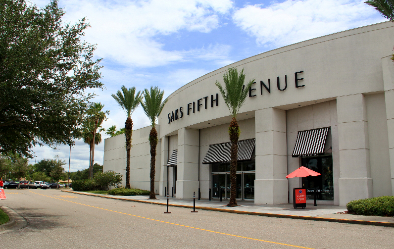 Tanger Outlets  Brands  Saks Fifth Avenue OFF 5TH
