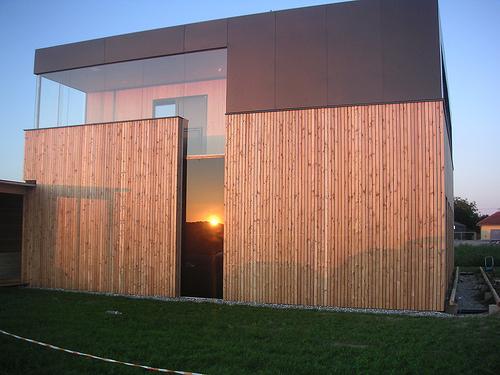 Casa arredamento e bricolage la casa passiva in legno for Bricolage arredamento