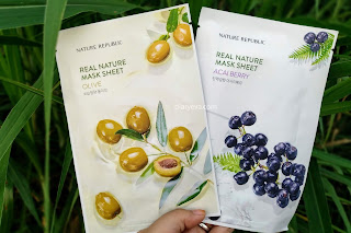 sheet_mask_nature_republic_olive_oil_dan_acai_berry