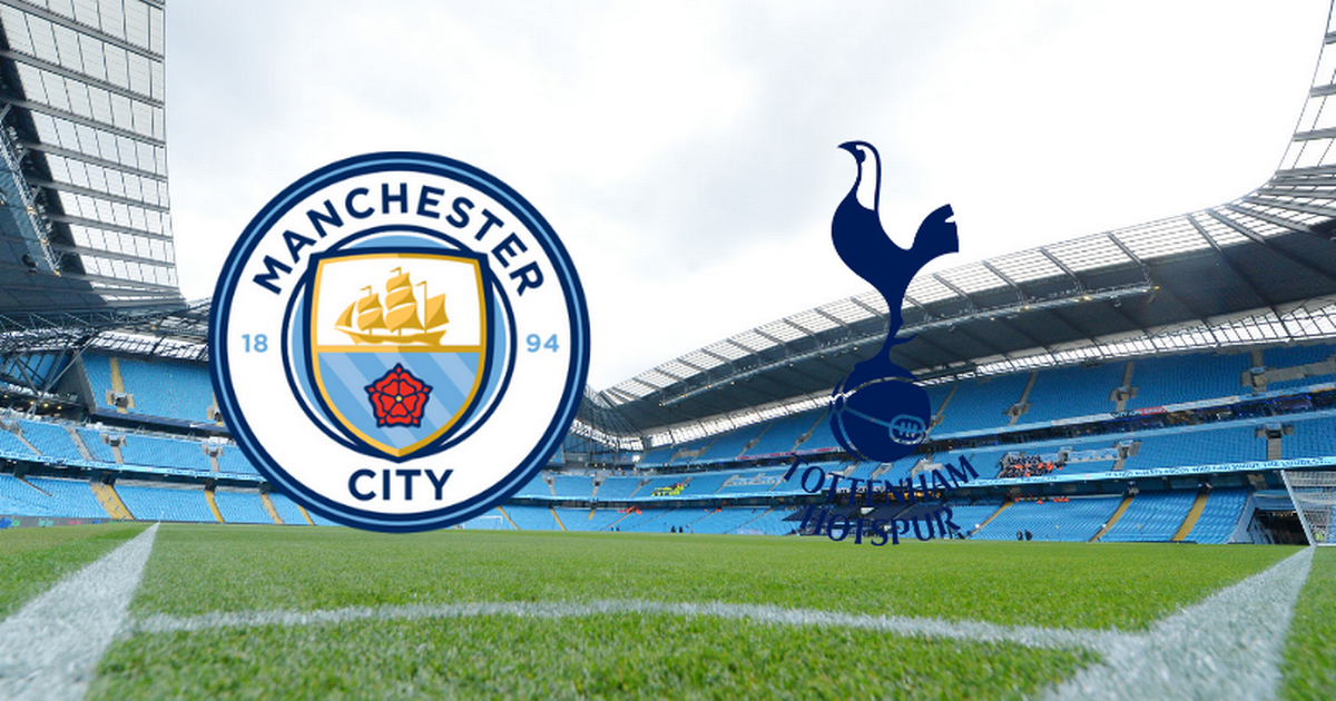 The match between Tottenham and Manchester City in the ninth round of the English Premier League