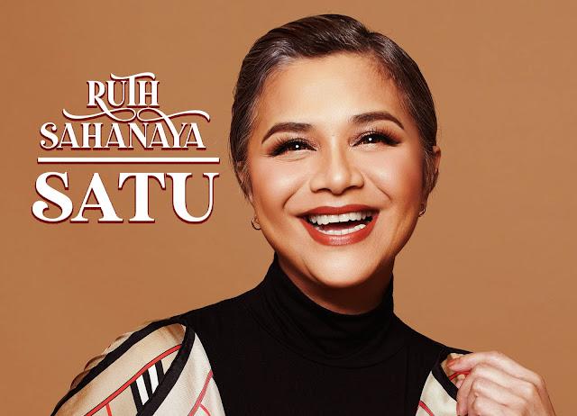 Tunjukkan Eksistensi, Ruth Sahanaya Rilis Single Berjudul Satu