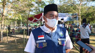 Pemprov NTB Terjunkan 825 Pengawas Hewan Kurban Idul Adha 1442H