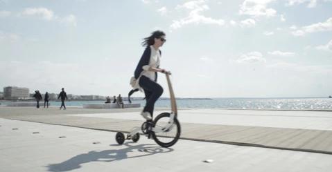 Sepeda Half Bike