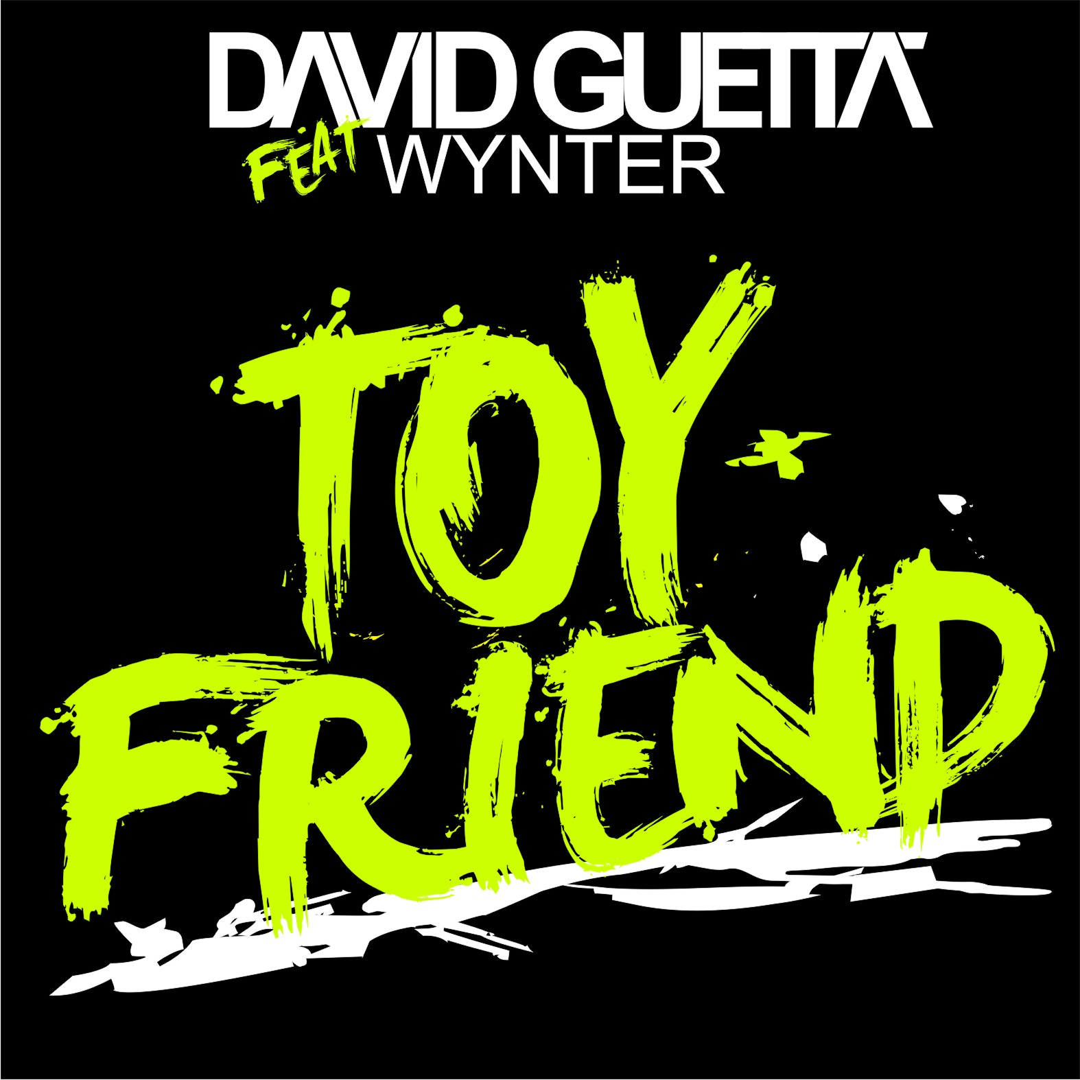 Coverlandia The 1 Place For Album Single Cover S David Guetta Toy Friend Fanmade Single Cover