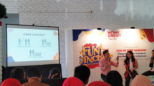 FUNancial Talkshow Surabaya