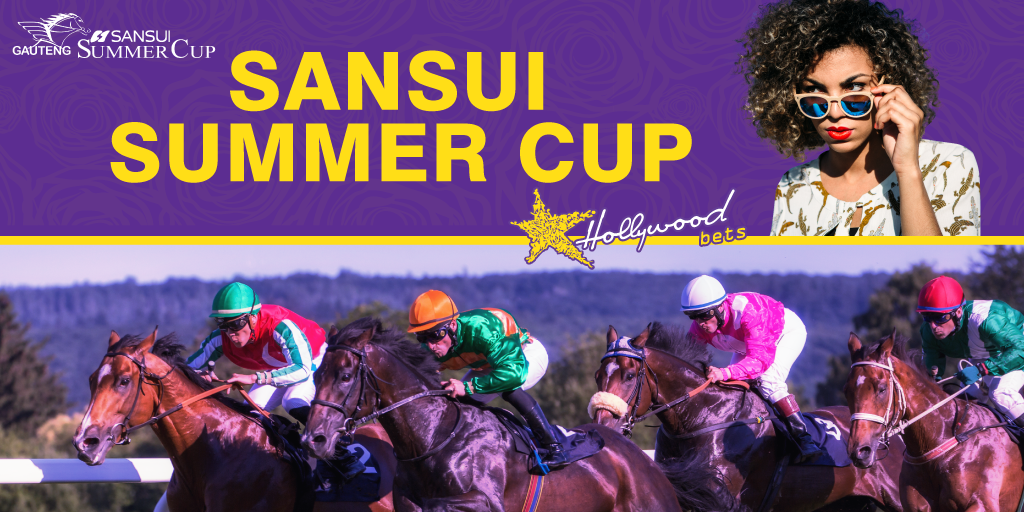 Sansui Summer Cup 2017 - Horse Racing - Turffontein - Final Field - Betting