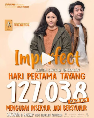 Film Imperfect Karier Cinta dan Timbangan Review