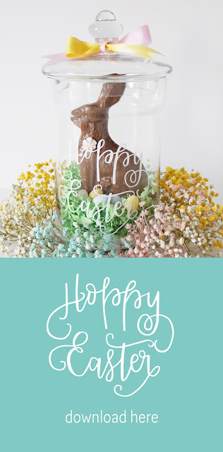 Oh Hoppy Day ... Easter download and DIY inspiration | Creative Bag