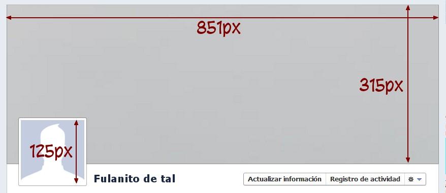 Atractivo Plantillas De Portada De Facebook Timeline Ornamento ...
