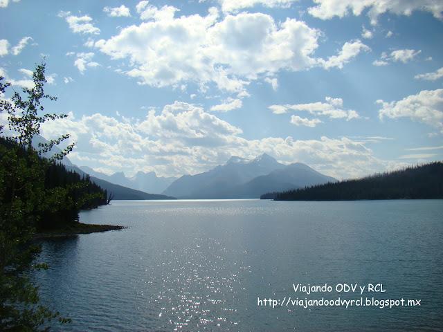 Rocosas Canadienses.Maligne Lake, Jasper Canada. http://viajandoodvyrcl.blogspot.mx