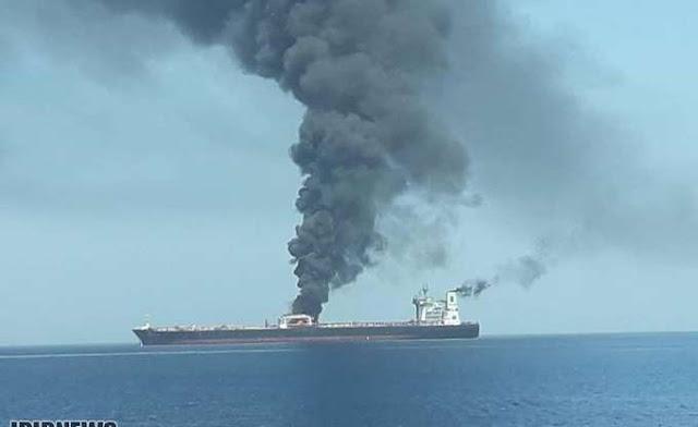 Σε εξαιρετικά λεπτή συγκυρία η επίθεση κατά δεξαμενόπλοιων στον Κόλπο του Ομάν