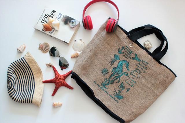 çuval-bezinden-plaj-çantası-yapımı