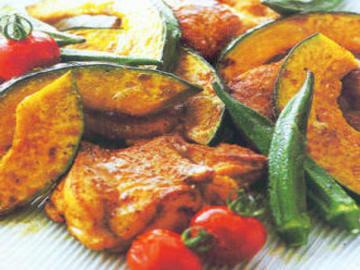 Ayam Panggang Labu Special