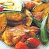 Resep Membuat Ayam Panggang Labu Special
