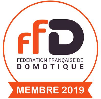 Adhésion à la Fédération Française de Domotique