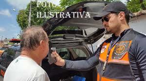CHEIO DO GORÓ: Médico chapado é preso pela PRF antes de assumir plantão