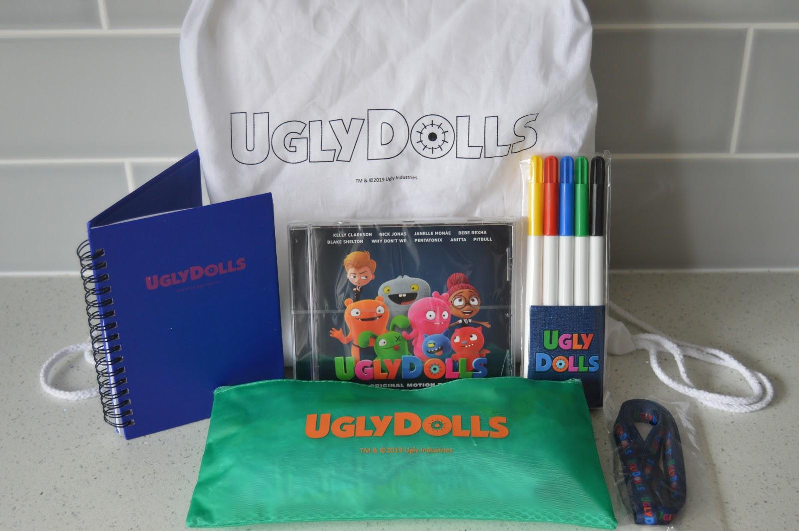 Ugly Dolls Merchandise