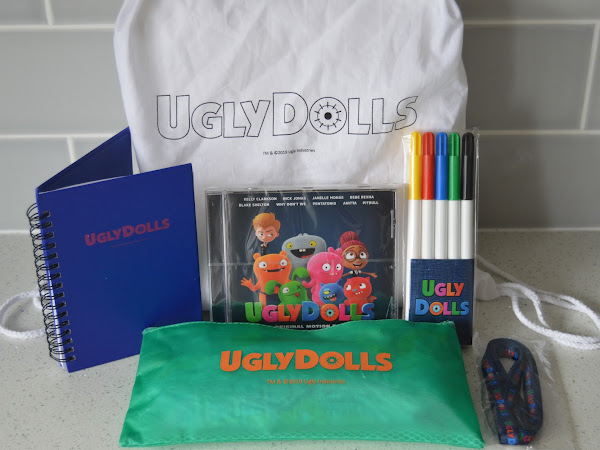 Giveaway | Ugly Dolls Prize Pack