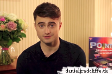 Google+: Daniel Radcliffe's 3rd video diary
