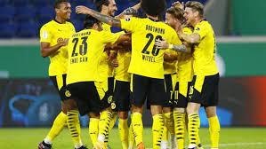 موعد مباراة بروسيا دورتموند وشتوتجارت ضمن مواجهات الجوله 28 في الدوري الالماني
