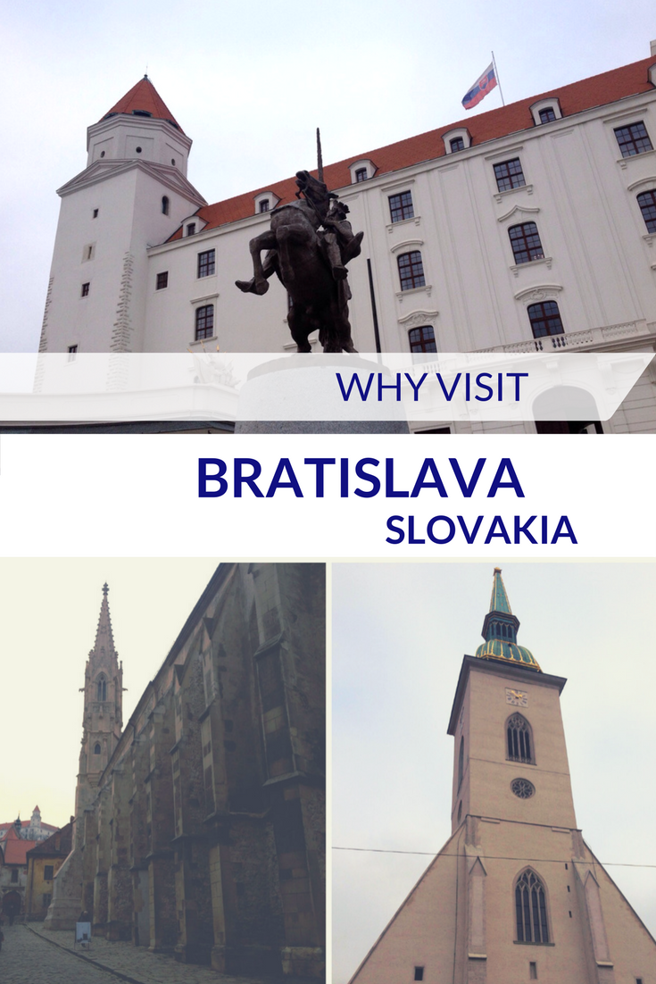 Why Visit Bratislava, Slovakia - by travelsandmore