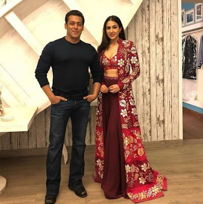 Bigg Boss 12: When Khan Met Khan! Sara Ali Khan Promotes Kedarnath On Salman Khan's Show
