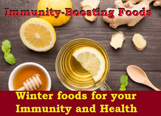 immunity boosting foods for winter