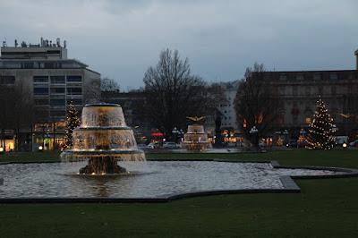 Licht in Wiesbaden