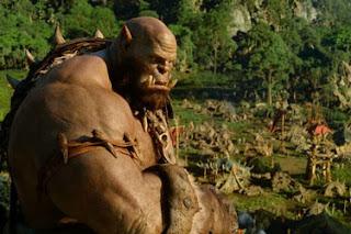 Warcraft: O Primeiro Encontro de Dois Mundos - filme