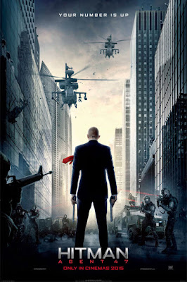 Hitman Agent 47 2015 DVDRip 300mb ESub hollywood movie Hitman Agent compressed small size free download at https://world4ufree.cool