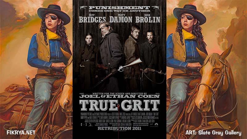 Sinopsis true grit