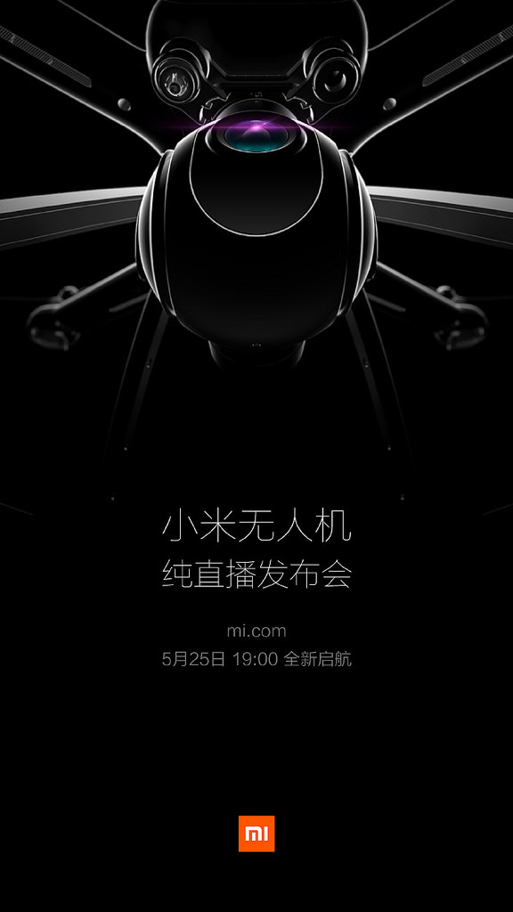 Xiaomi Bakal Rilis Drone?