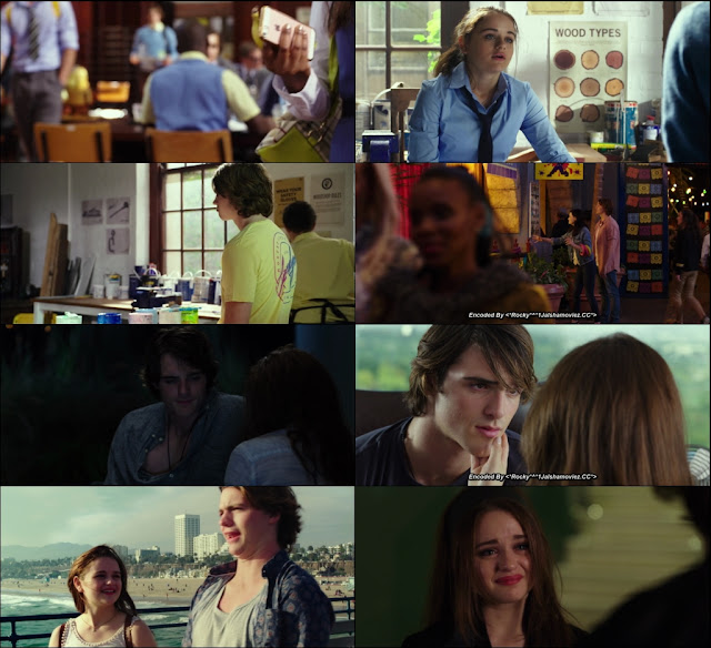 The Kissing Booth 2018 Dual Audio 1080p WEBRip