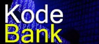 Kode bank BRI: 002