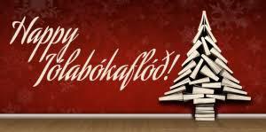 Happy Jolabokaflod!