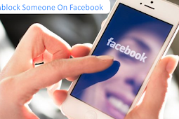 How to Unblock someone From Facebook