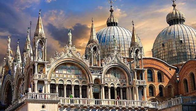 сан марк венеция
